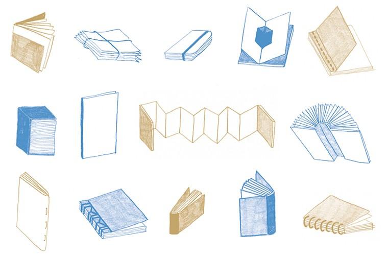 visuel de la rencontre les formes du livre à fotokino